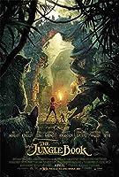 The Jungle Book (BD + DVD + Digital HD) [Blu-ray] by Walt Disney Studios