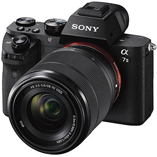 Sony Alpha a7IIK Interchangeable Digital Lens Camera with 28-70mm Lens
