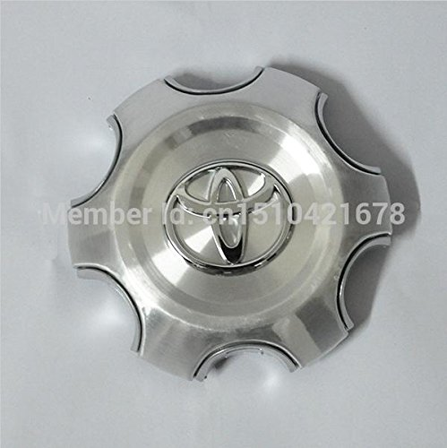 Tripoint® 4Pcs TOYOTA Alloy Wheel Center Hub Cap full Chrome COVER FITS: 2007-2013 Toyota Land Cruiser 4000 Prado 4.0L (Cruiser Alloy Wheel Center Cap compare prices)