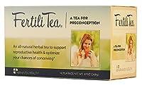 FertiliTea: Fertility Enhancing Tea in Tea Bags
