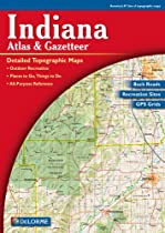 Indiana Atlas & Gazetteer