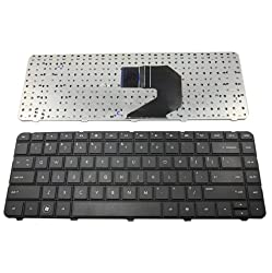 REGA IT Replacement For Hp Pavilion G6-1310tu G6-1310tx G6-1311au G6-1311ax Laptop Keyboard Notebook Keypad