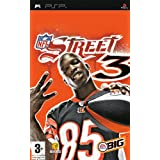 NFL Street 3 (PSP)by Electronic Arts