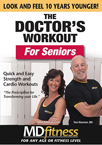 The Doctor's Workout For Seniors: Quick and Easy Strength and Cardio Workouts (Senior Fitness Program compare prices)