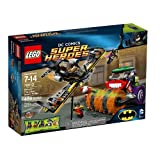 Lego Super Heroes Batman The Joker Steam Roller, Multi Color