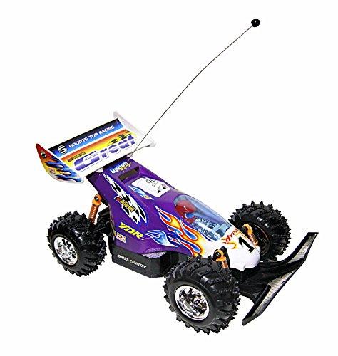1-Radio-Control-RC-Stunt-Buggy-Fighter-Auto-Car-Fernbedienung-versch-Farben-Frei-Whlbar-NEU-Lila