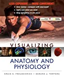img - for Visualizing Anatomy and Physiology 1e Binder Ready Version + WileyPLUS Registration Card book / textbook / text book