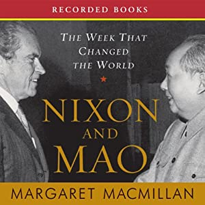 Nixon and Mao Audiobook