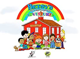 Betsy's Kindergarten Adventures Collection Season 1