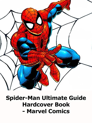 Review: Spider-Man Ultimate Guide Hardcover Book on Amazon Prime Video UK