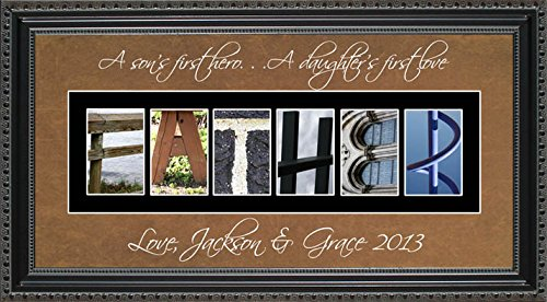 Personalized Alphabet Wall Art front-1031173