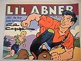Li'l Abner: Dailies, Vol. 3: 1937 (0878160434) by Capp, Al