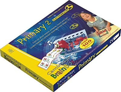 Cambridge Brainbox Primary 2 Electronics Kit