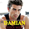 Damian (The Heartbreaker) (       UNABRIDGED) by Jessica Wood Narrated by Lynn Barrington