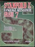img - for Stanford Language Arts Coach Grade 7 9th Edition book / textbook / text book