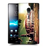 Head Case Colosseo Colosseum Rome Italy Back Case For Sony Xperia ion LTE LT28i