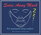 Snore aside MaskTM, a Lip-sealing cover up