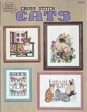 Cross Stitch Cats (0881951986) by Rita Weiss