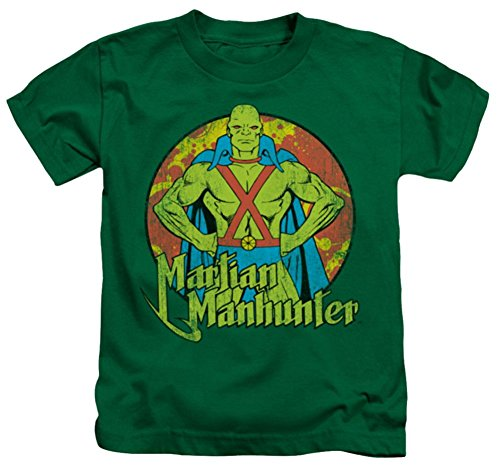 Martian Manhunter Juvy T-Shirt