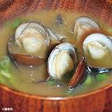 【送料込】宍道湖産大和しじみ 即席お味噌汁<レトルト・30食>