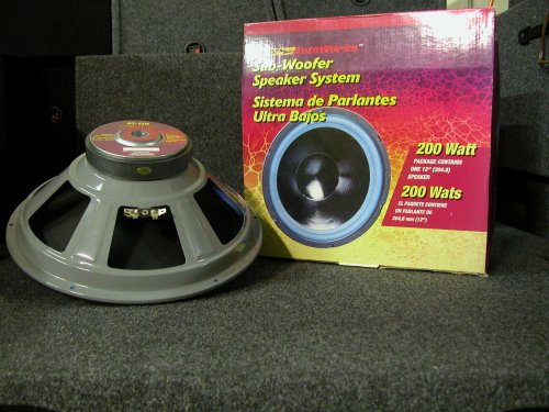 "Metra At-12K 12"" Woofer"