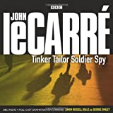 John Le Carre Tinker Tailor Soldier Spy (BBC Audio)