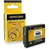 Batterie DMW-BLH7 / DMW-BLH7E pour Panasonic Lumix DMC-GM1 [Li-Ion - 600mAh - 7.2V]