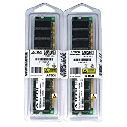 IBM IntelliStation E Pro 6216-22U 2GB Memory Ram Kit (2x1GB) (A-Tech Brand)