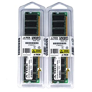 Microstar Int. 845 Ultra-C (MS-6566) 1GB Memory Ram Kit (2x512MB) (A-Tech Brand)