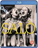 Salo, Or The 120 Days Of Sodom [Blu-ray] [1975]