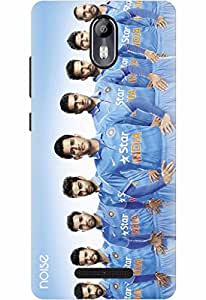 For Micromax Canvas Evok, Noise Designer Printed Case / Cover for Micromax Canvas Evok E483 / Graffiti & Illustrations / Marble Design