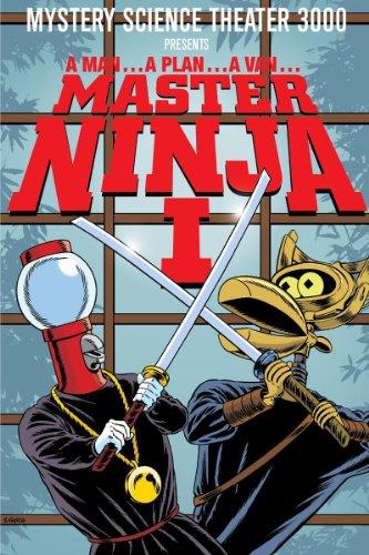Mystery Science Theater 3000: Master Ninja I front-590769