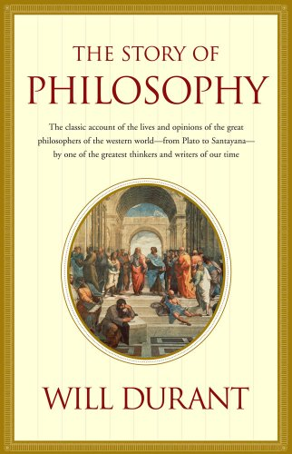 Story of Philosophy (Touchstone Books)
