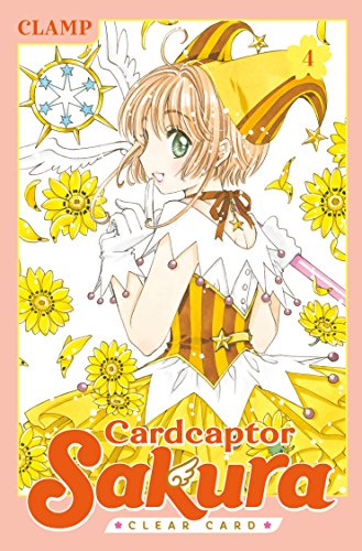 Cardcaptor Sakura Clear Card 4 [Clamp] (Tapa Blanda)