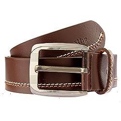 Sting Brown Geniune Leather Belt (SB4008D20L42)