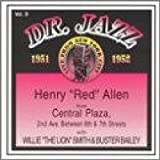 "Dr. Jazz Series Vol.9par Henry ""Red"" Allen"