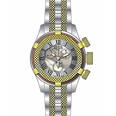 Invicta Women's 17430 Bolt Analog Display Swiss Quartz Two Tone Watch