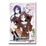 ブシロードスリーブコレクションHG (ハイグレード) Vol.154 アイドルマスター 『千早、真、貴音』