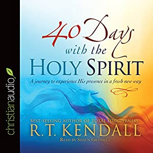 40 Days with the Holy Spirit Audiobook