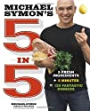 Michael Symons 5 in 5 5 Fresh Ingredients  5 Minutes  120