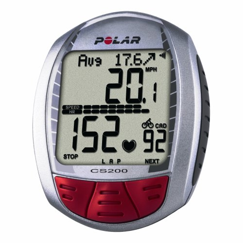 Cheap POLAR CS200cad Heart Rate Monitor (B000P35VUG)