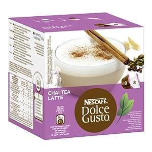 nescaf dolce gusto chai tea latte 3er pack 48 kapseln turupenakde. Black Bedroom Furniture Sets. Home Design Ideas