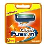 Gillette Fusion Rasierklingen, 8 St�c...