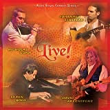 echange, troc David Arkenstone, Nicholas Gunn, Loren Gold - Live (W/Dvd)