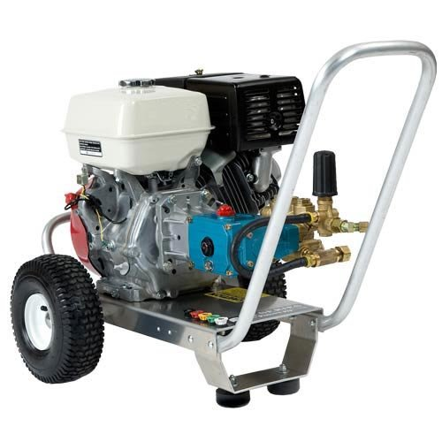 Pressure Pro E4035HC Heavy Duty Professional 3,500 PSI 4.0 GPM Honda Gas Powered Pressure Washer With CAT Pump