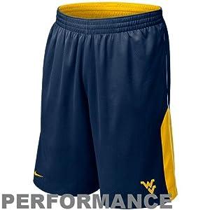 Amazon.com : Nike West Virginia Mountaineers Navy Blue