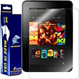 ArmorSuit MilitaryShield - Screen Protector Shield for Kindle Fire HD 7 INCH (2012 First Generation) + Lifetime Replacements