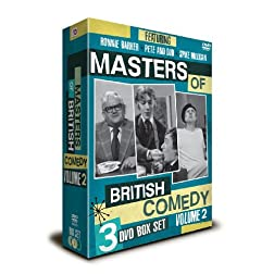 Masters of British Comedy 2