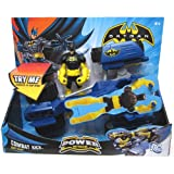 Combat Kick Bat-Tank Batman Power Attack Vehicle