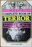 Wolfs Complete Book of Terror (0517536358) by Wolf, Leonard